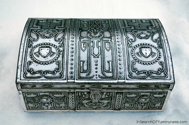The White Witch's Box from The Lion, the Witch and the Wardrobe | InSearchOfYummyness.com
