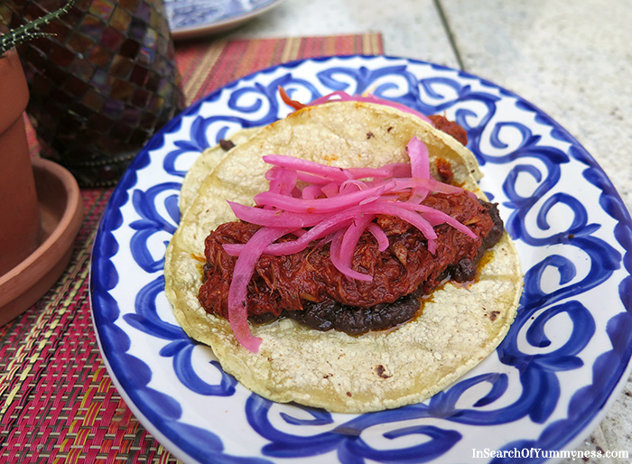 Cochinita Pibil from Milagro Cantina on Queen West | InSearchOfYummyness.com