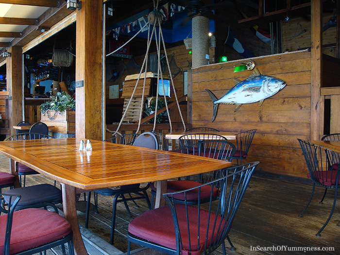 SkipJacks Restaurant in St. Maarten (2012) | In Search Of Yummy-ness