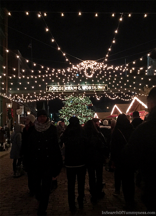 Toronto Christmas Market 2014 | In Search Of Yummy-ness
