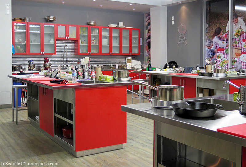 Weber Grill Academy in Canada | In Search Of Yummy-ness