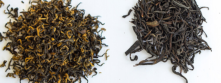 Black loose leaf tea Amoda Tea | InSearchOfYummyness.com