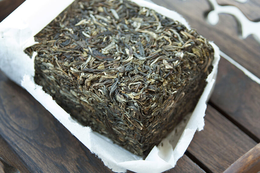 Master Hans Pu'er loose leaf tea from Amoda Tea | InSearchOfYummyness.com