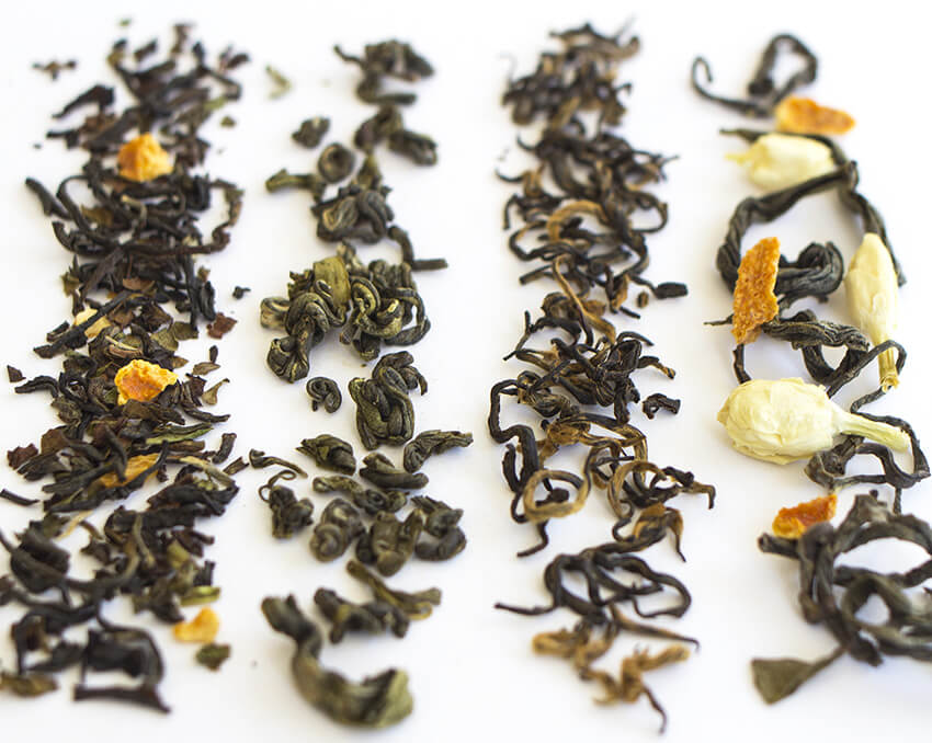Loose leaf tea from Amoda Tea | InSearchOfYummyness.com