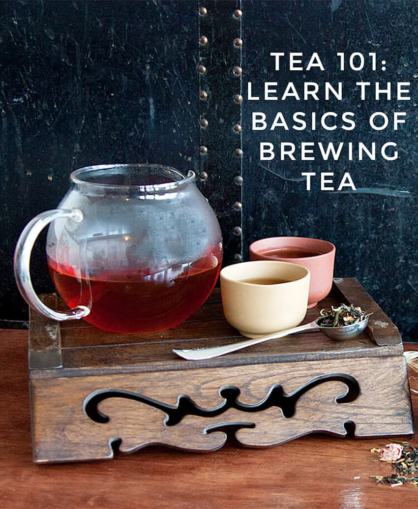 If you're new to loose leaf #tea, you'll want to check out this article. You'll learn all about the different kinds of tea available, and the best ways to steep them! Learn more at InSearchOfYummyness.com.