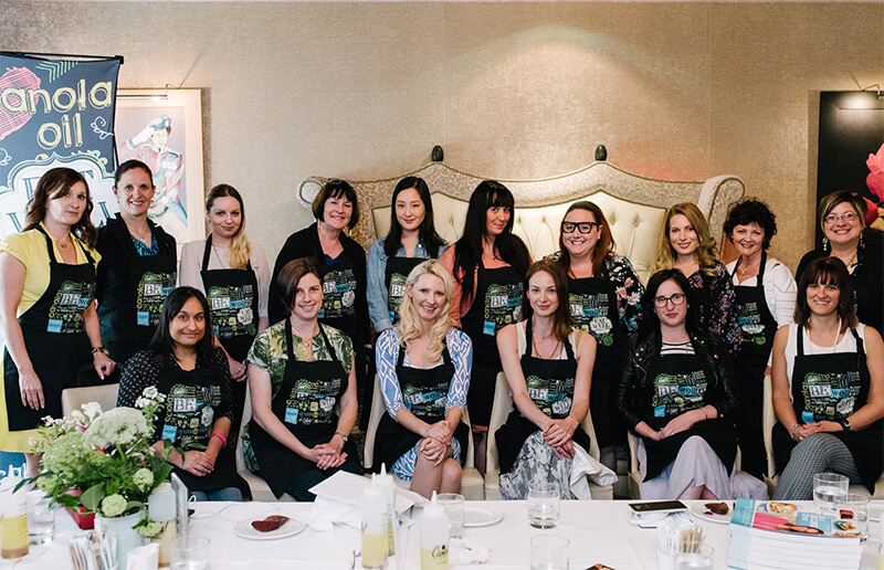 Fabulous Foodie Females at the Windsor Arms Hotel | InSearchOfYummyness.com