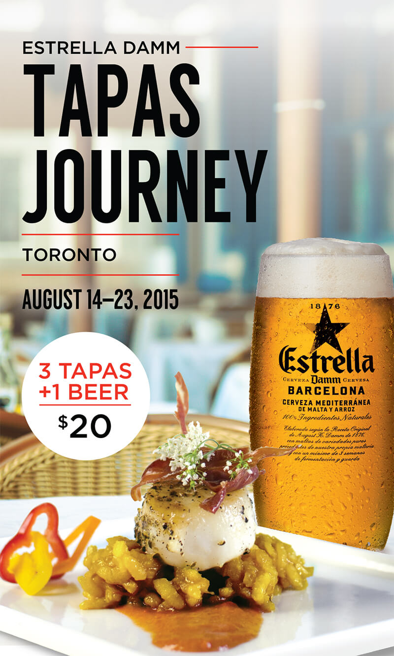 #TapasJourney Passport
