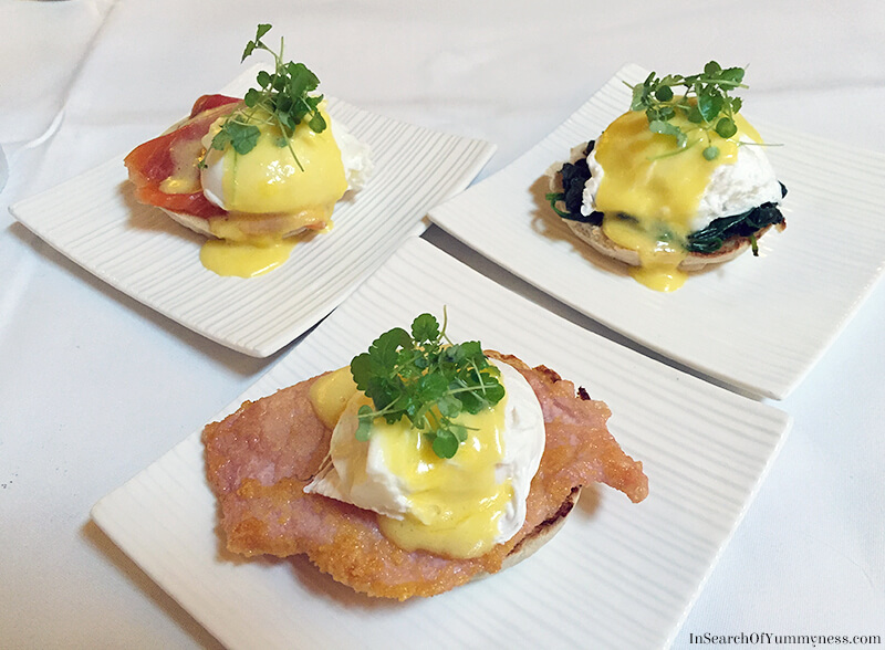Eggs from Sunday Brunch at the Windsor Arms Hotel in Toronto | InSearchOfYummyness.com