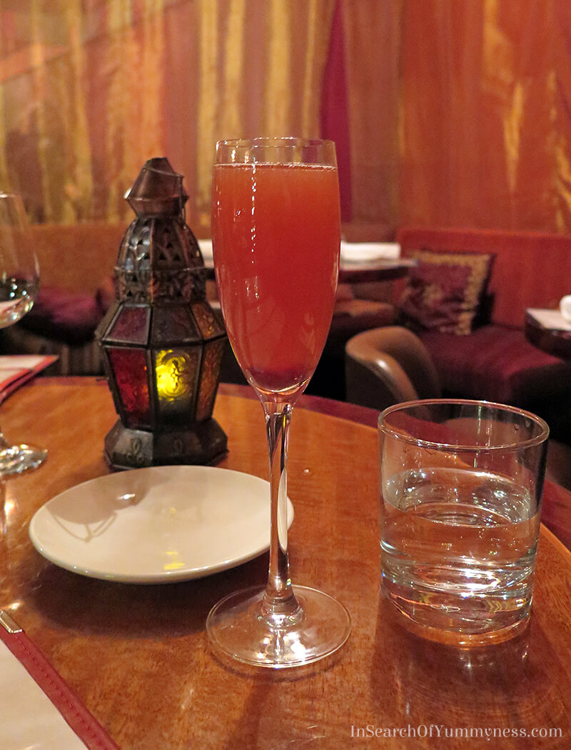 Fez Royale at The Sultan's Tent | InSearchOfYummyness.com