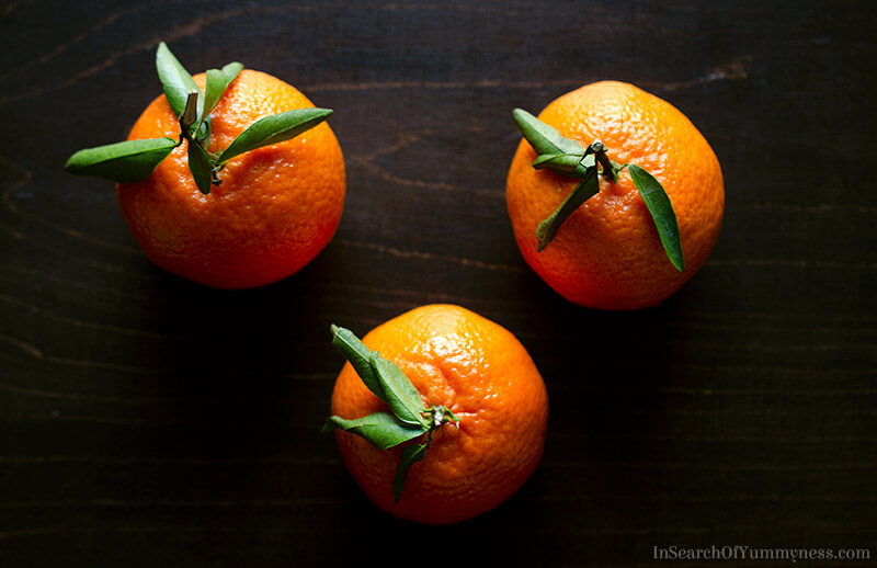 Clementines for the Winter Citrus Yogurt Bowl | InSearchOfYummyness.com
