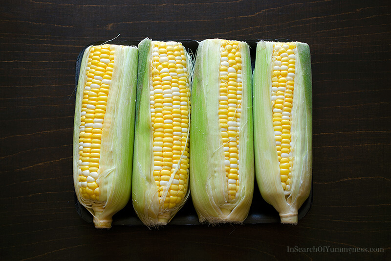 Corn on the Cob in Ontario